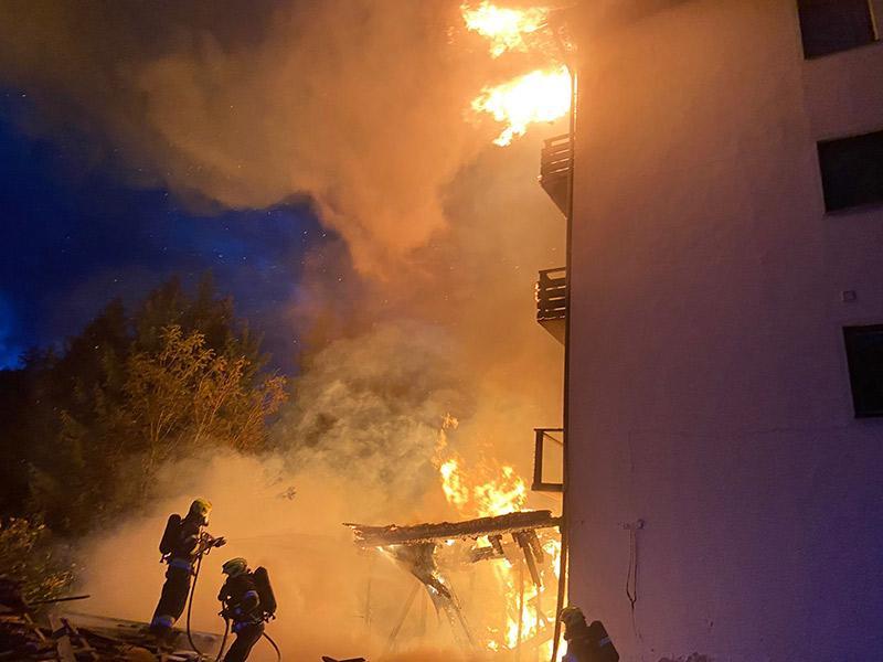 brandschusterflammen